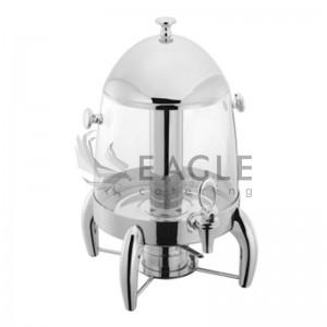 Dispenser for coffee/window