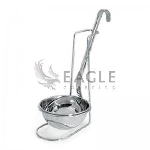 Spoon with Ladle Rest