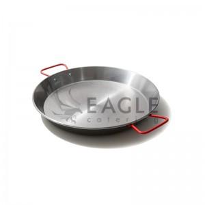 Hammered Bottom Paella Pan