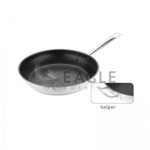 Frying Pan Without Lid, Teflon Coating