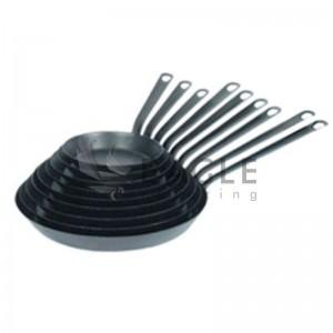 Iron Frying Pans (non-stick)