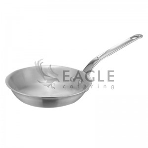 Aluminum Pans with Iron Handle