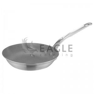 Aluminum Pans with Iron Handle  (non-stick)