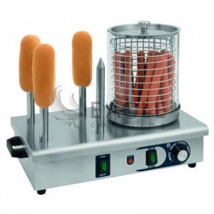 Hot Dog Warmer with 4 Sticks