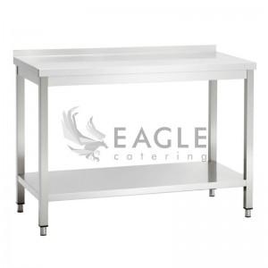 Work Table 700 series with Splashback