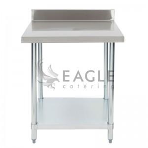 Work Table 600 series with Splashback