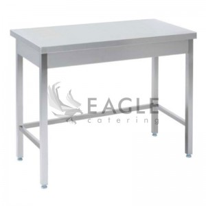 Work Table with open base 600