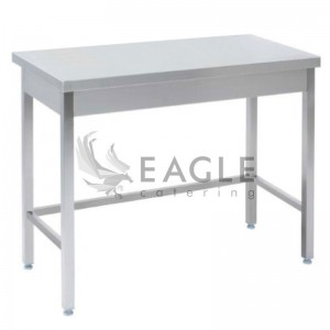 Work Table with open base 700