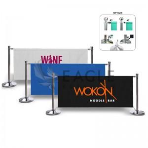 Banner stand set