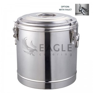 Insulated Barrel