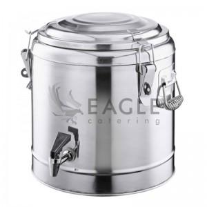Insulated Beverage Dispenser Barrel