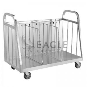Plate Dispeser Cart