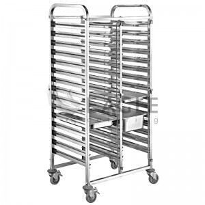 Rack Trolley GN Pan 2x15 Level