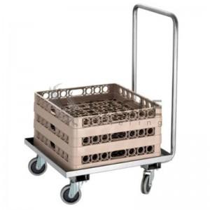 Dishwasher Basket Cart