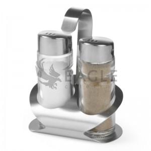 2-Element Spice Set for Salt and Pepper