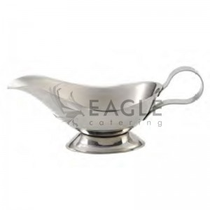 Gravy Boat With Foot